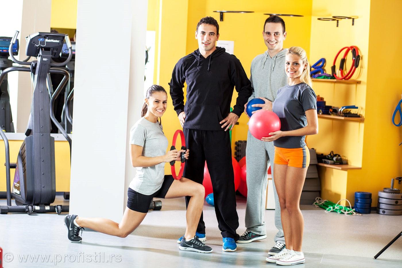 Odeća za sporti rekreaciju